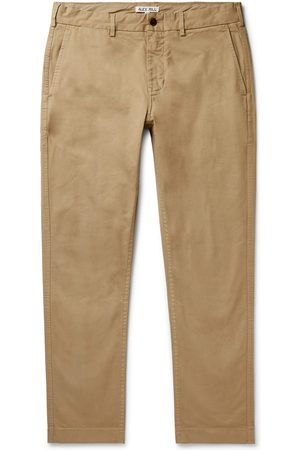 ALEX MILL Men Chinos - Slim-Fit Cotton-Blend Twill Chinos