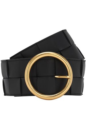 Bottega Veneta 60mm Leather Belt