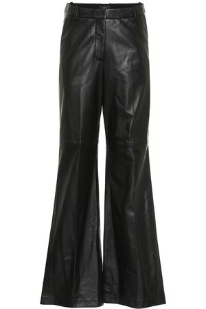 Joseph Tambo high-rise leather pants