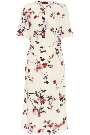 Altuzarra Gladys floral silk midi dress