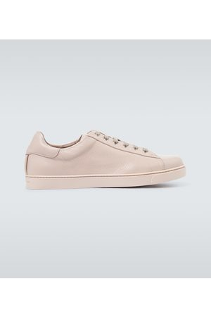 Gianvito Rossi Exclusive to Mytheresa - low-top leather sneakers