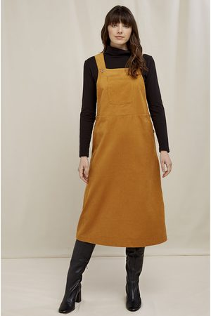 People Tree Mindy Corduroy Pinafore Dress
