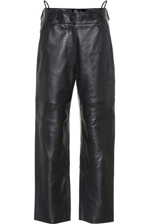 PETAR PETROV Hunter leather pants