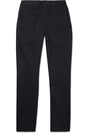 Loro Piana Slim-Fit Virgin Wool-Blend Trousers
