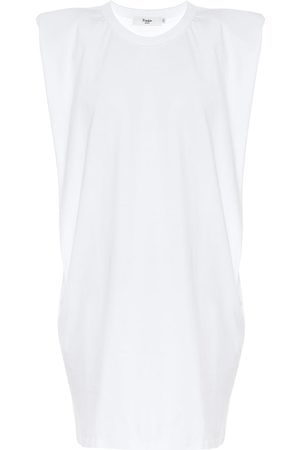 Frankie Shop Tina cotton-jersey minidress