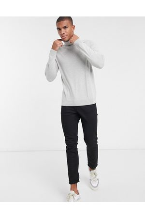 Selected Roll neck jumper in