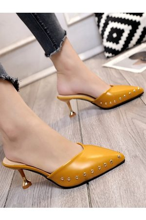 YOINS Pointed Toe Slippers