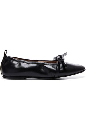 Flattered Polly Leather Ballet Flats