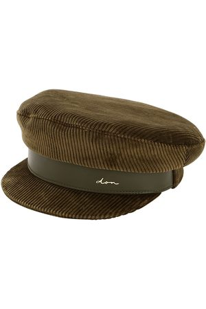 DON Corduroy Captain's Hat