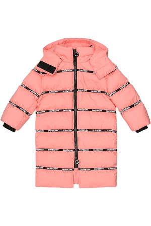 Burberry Quilted down coat