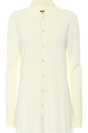 Joseph Beth ribbed-knit shirt