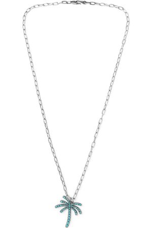 M. COHEN Men Necklaces - Sterling and Turquoise Necklace