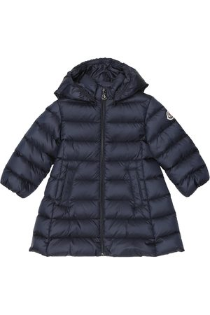 Moncler Baby Majeure hooded down coat