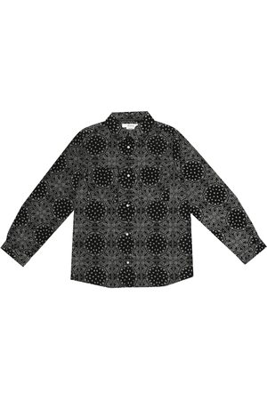 BONPOINT Boys Tops - Paul paisley corduroy shirt