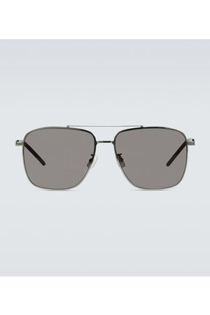 Saint Laurent Metal frame sunglasses