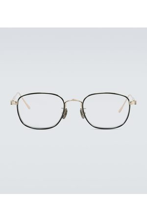 CARTIER EYEWEAR Metal frame glasses