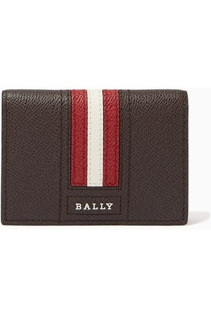 Bally Tards Card Holder in Leather