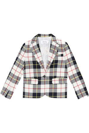 BONPOINT Nigel checked wool blazer