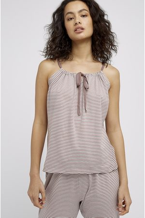 People Tree Stripe Pyjama Camisole