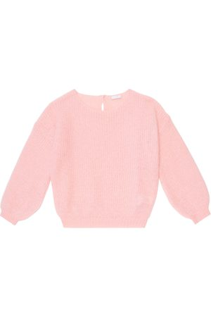 Il gufo Mohair and wool-blend sweater