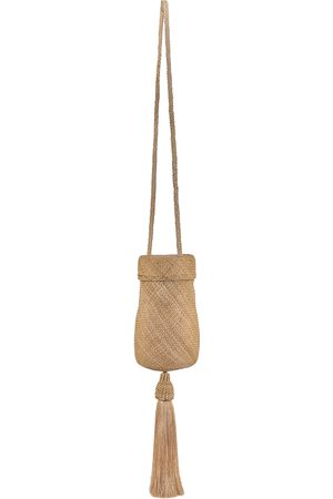 Johanna Ortiz Palacio De Jaipur Palm Of Iraca Shoulder Bag