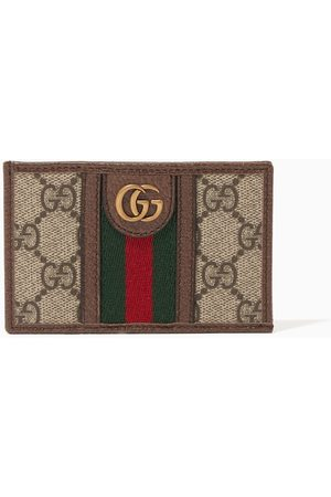 Gucci Ophidia GG Canvas Card Case