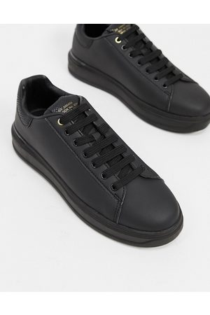 River Island Wedged trainers in