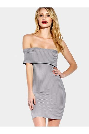 YOINS Sexy One Shoulder Bodycon Mini Dress