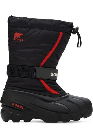 sorel Nylon Snow Boots