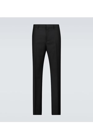 Givenchy Flared formal wool pants