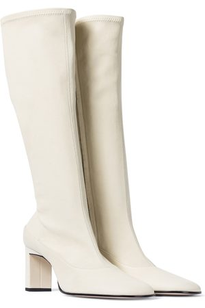 Wandler Exclusive to Mytheresa – Lesley leather knee-high boots