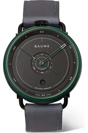 Baume Ocean Limited Edition Automatic 42mm Plastic, Aluminium and SEAQUAL Canvas Watch, Ref. No. 10590
