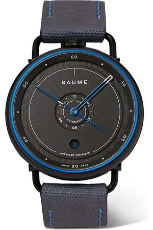 Baume & Mercier Men Watches - Ocean Limited Edition Automatic 42mm Plastic, Aluminium and SEAQUAL Canvas Watch, Ref. No. 10587
