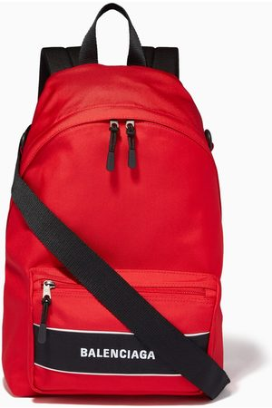 Balenciaga Sport Crossbody Backpack in Recycled Nylon