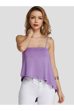 YOINS Backless Design Spaghetti Strap Camis