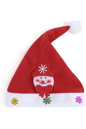 YOINS Snowman Decorated Christmas Hat
