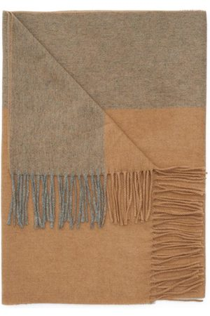 WoodWood Kardin Scarf Caramel
