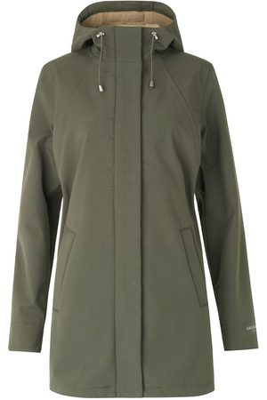 Ilse Jacobsen RAIN115B RAINCOAT - ARMY