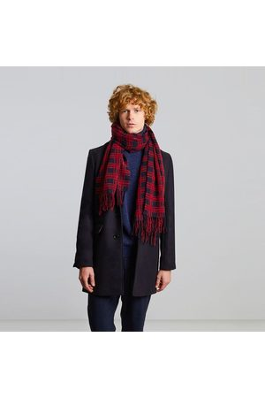 L'Exception Paris Made in France virgin wool overcoat Marine