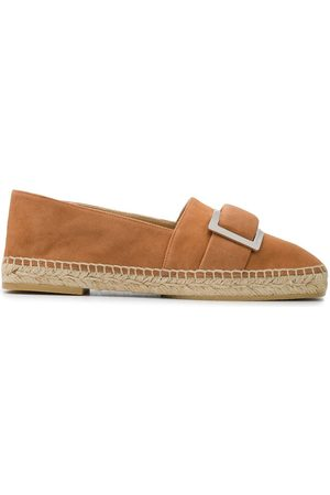 Sergio Rossi WOMEN'S A88830MCAZ012222 SUEDE LOAFERS