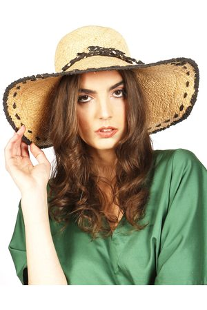 MARAINA LONDON Kate Sun hat- beachwear accessory