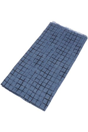 ALTEA MEN'S 19500262 LINEN SCARF