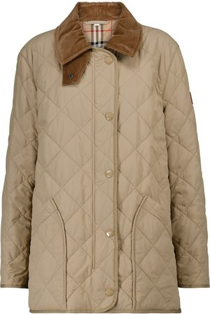 Burberry Women Jackets - Quilted jacket