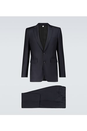 Burberry Classic single-breasted wool suit