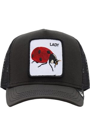 Goorin Bros. Women Hats - Lady Bug Patch Baseball Hat