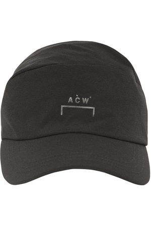 A-cold-wall* Men Caps - Logo Print Nylon Cap