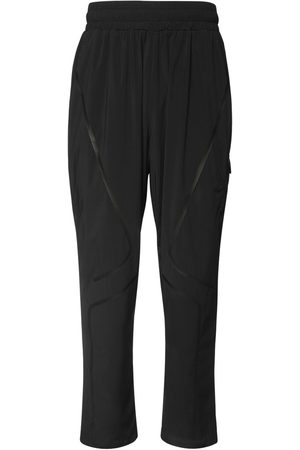 A-cold-wall* Men Stretch Pants - Welded Stretch Nylon Track Pants