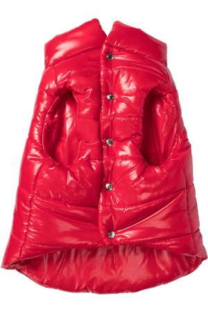 Moncler Genius X Poldo quilted dog gilet