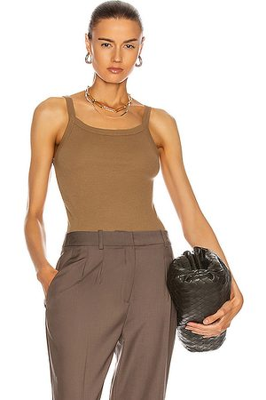 Cotton Citizen Verona Tank in Toffee