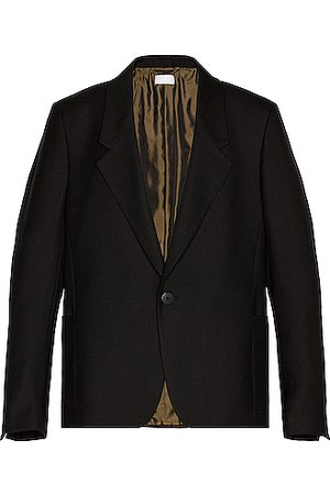 Fear of God Exclusively for Ermenegildo Zegna Single Breasted Jacket in